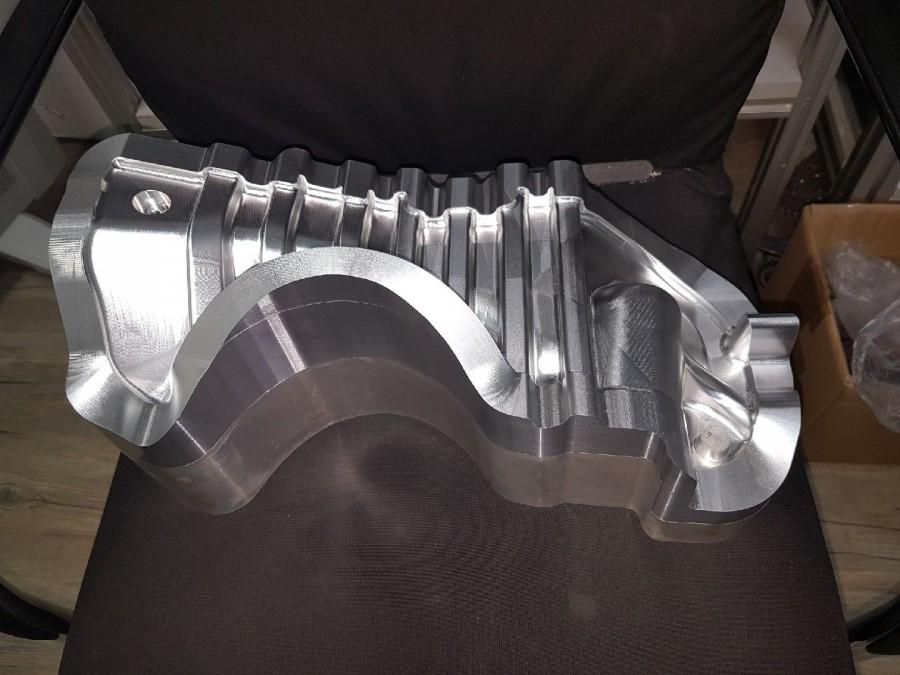 Izdelava orodij na CNC stroju